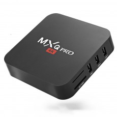 MXQ PRO 4K 2GB RAM/16GB ROM TV-Box RK3329 Quad Core Android Media Player