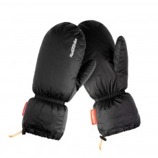 Naturehike White Velvet Gloves Outdoor Gloves Warm Winter Gloves Ski Cold Proof Mittens