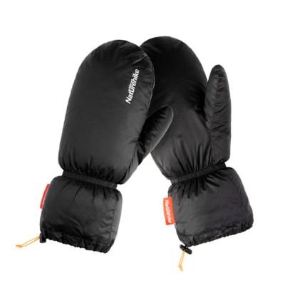 Naturehike White Velvet Gloves Outdoor Gloves Warm Winter Gloves Ski Cold Proof Mittens