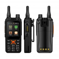 Alps F40 2.4 Inch IPS65 Waterproof Touch Screen 4G LTE Zello PTT Walkie Talkie Mobilephone Android Wireless Intercom Smart Phone