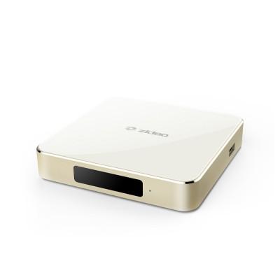 ZIDOO H6 PRO Smart TV Box 2G 16G Capacity Set Top Box Intelligent Powerful Online Media Player High Definition TV Box