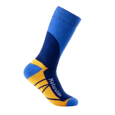 Naturehike Outdoor Snow Sports Socks for Climbing Cold Area Travelling Coolmax Quick-dry Socks Comfortable Thermal Socks