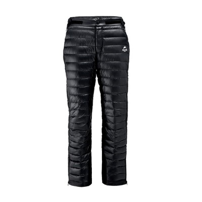 NH 95% Goose Down Pants Windproof and Water-Resistant Insulated Snow Trousers for Winter Outdoor Sport