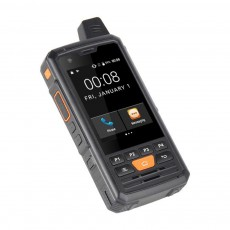 4G PPT Smart Interphone Zella Intercom Phone Device Android 6.0 Available for 2G, 3G, 4G and WIFI Connection