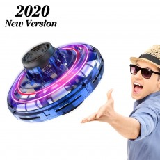 Creative Tricked-out FlyNova Flying Spinner Anti-anxiety Reduce Stress ADHD Flight Gyroscope Finger Spinner Toy