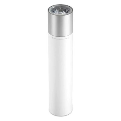 Functional Portable Minimalist Design Xiaomi Mi Flashlight LED Light with Built-in Lithium Battery 11 Adjustable Modes