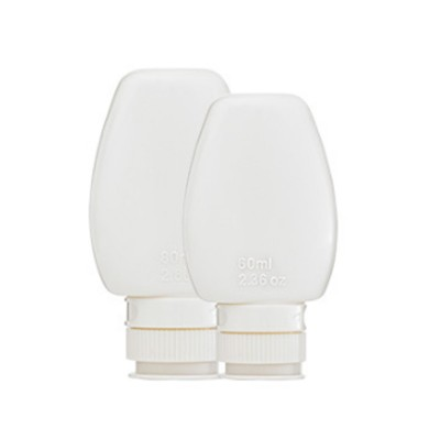 Jardan&Judy Silica Gel Divided Bottles Travel Portable Anti Leakage Emulsion Sub Bottle Shampoo Shower Gel Cosmetic Sample Bottling