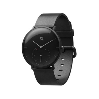 XIAOMI MIJIA Smart Quartz Watch Waterproof Android iOS Time Android Smartwatch with Waterproof Genuine Leather Band