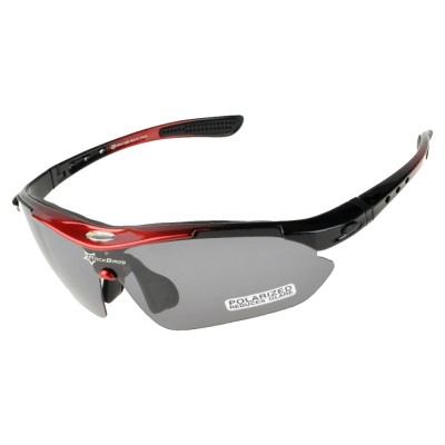 ROCKBROS Classic Polarized Riding Glasses Men and Women Outdoor Sports Bicycle Glasses Myopia Glasses