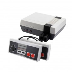 NES620 HD Game Machine Euro American 4-key Game Machine Nostalgic Classic Mini Double Game Machine