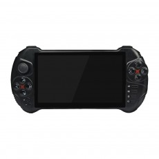 PowKiddy X15 PSP Compatible for Android Portable Double Player Arcade Analog Stick Black Play Station DC/ONS/NGP/MD