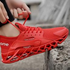 Men's Sports Shoes Students' Military Training Men's Shoes Large Size Breathable Super Soft Light Shoes For Boy Men