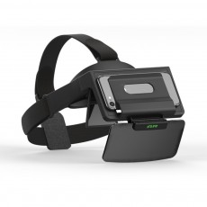 VR Shinecon AR Glasses Virtual Reality AR Helmet Mobile Cinema 4KVR Game Headwear Helmet
