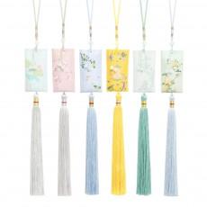 Natural Aroma Sachet for Gift Choice Car Decoration Floral and Plants Series Sachet Durable Natural Perfume Sachet