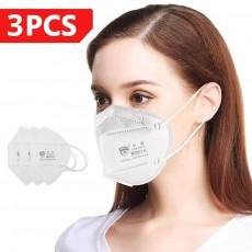 SANBANG KN95 Respirator Face Masks 3PCS (KN95=N95=FFP2)