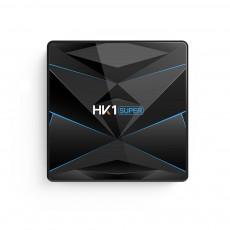Hk1 Super Smart Android 9.0 Tv Box 4GB 32GB 2.4G 5ghz Dual Wifi BT 4.0 Set Top Box Rk3318 4k Ultra HD