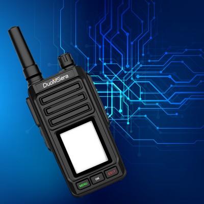 National Walkie-talkie 4G All Network Plug-in Wireless Walkie-talkie 5000 KM Unlimited Distance for Outdoor Handsets Intercom