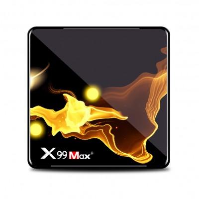 X99 MAX+ Amlogic S905X3 8K TV BOX Android 9.0 Network Player WIFI 1000M LAN