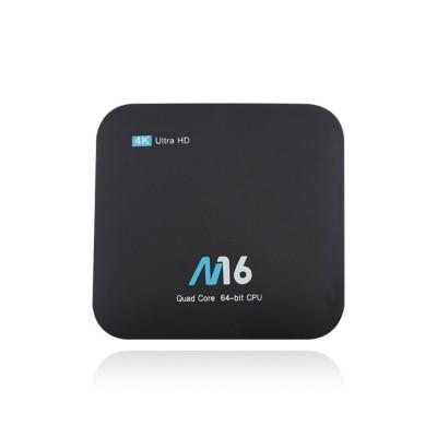 M16 Amlogic S905X TV BOX 4K 1+8GB Android 7.1 OS