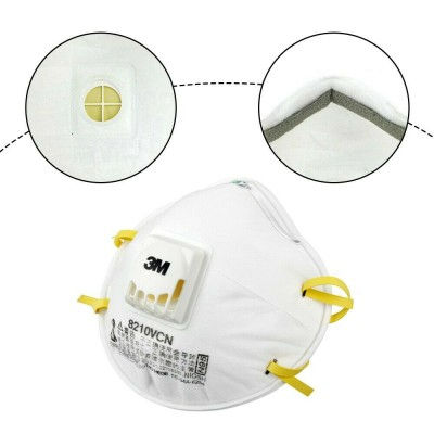 respirator mask for dust and virus