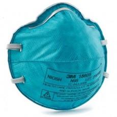 3M 1860S N95 Dust Mask Particles Respirator Surgical Masks 20Pcs