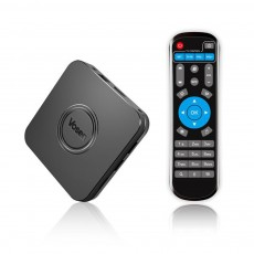 MECOOL Vosen V1 Amlogic 905X2 Android 9.0 TV Box IR Control 8 Core Smart Set-top Box 2GB 16GB 2.4G + 5G WiFi