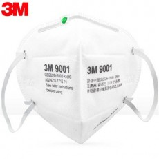 【Wholesale 3M 9001 KN90】Respirator Face Mask from 5,000pcs