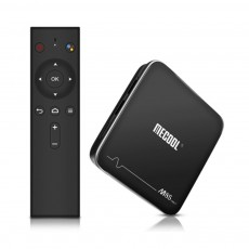 MECOOL M8S PRO+ Voice Remote Control TV Box Amlogic S905W Android 7.1 Media Player 2G+16GB
