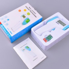 Infrared Electric Clinical Thermometer for Baby Use Infrared Thermometer Gun Medical Non-contact LCD Infrared Thermometer for Baby Health Care