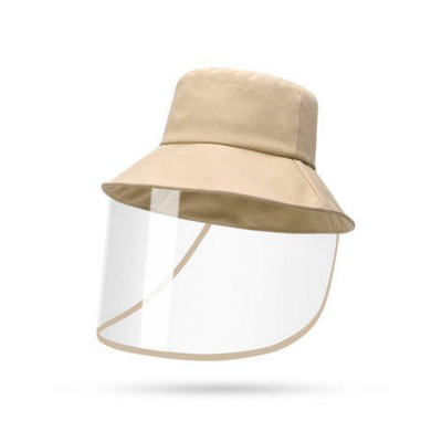 Hot New Outdoor Dustproof Anti-Spitting Face Protective Cover Cap Hat