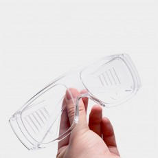 Safety Goggle Protective Eyewear-Splash Shield Safety Glasses Impact Goggles Clear Anti-Fog Lenses ,for Eye Protection for Lab Home /Outdoor