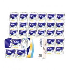 Roll Paper Toilet Paper White Toilet Tissue for Home KTV Hotels
