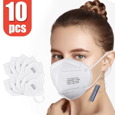 Virtu Health TH Folding Safety Masks FFP2 Particulate Respirator Mask EN149