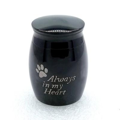 Pet Ashes Waterproof Urn Altar Fine Polishing Animal Urns