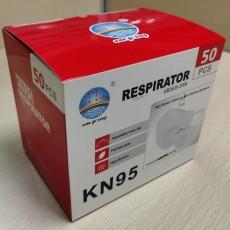 Nanqixing KN95 Respirator Masks Disposable Dust Smog PM2.5 Mask MOQ10000Pcs