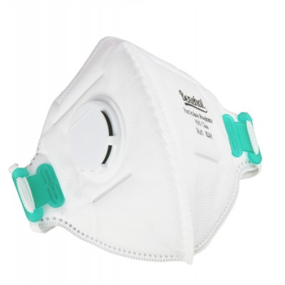 Benehal MS8265 N95 Respirator with Breathing Valve Niosh Dustproof ...