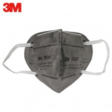 3M 9541 KN95 Activated Carbon Dust Respirator Anti-odor and Lampblack Cycling Breathable Mask