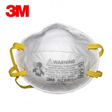 3M 8210 PLUS N95 Particulate Respirator Headband Anti-fog PM2.5 Dust Masks 20Pcs