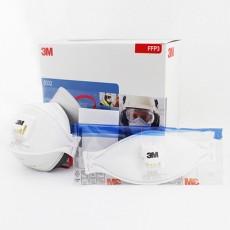 3M Arua 9332+ FFP3 NR D Particulate Respirator Dust Mask Haze PM2.5 Respirator 10PCS/Box
