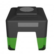 Multi-function APP Operation Desktop Frosted Black Explosion Type Mini Bluetooth Laser Engraving Machine