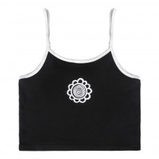 Women's Trendy And Comfortable Sexy Camisole With Unique Flower Pattern Design