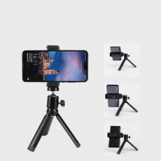Adapt To Osmo And Gopro Small Ant SLR Camera Bracket Mobile Phone Selfie Table Vibrato Live Aluminum Alloy Tripod