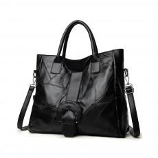 Genuine Leather Handbags Sheepskin Tote Bags, New Large-capacity Shoulder Handbags, Mommy bags Designed for women 33*10*31cm