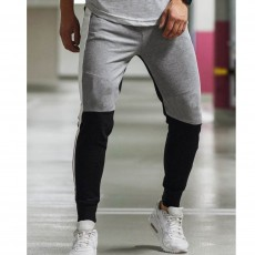 2020 Fashion Trend Hot Style  Foot Pants Sports Slim Stitching With High Quality For Men