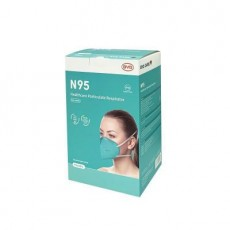 BYD DE2322 NIOSH N95 Particulate Respirator Face Mask 20pcs