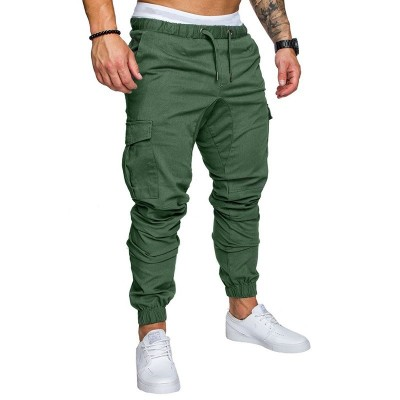 Mens Camouflage Cargo Pants Elastic Multiple Pocket Military Male Trousers Outdoor Joggers Pant Plus Size Tacitcal Pants Men
