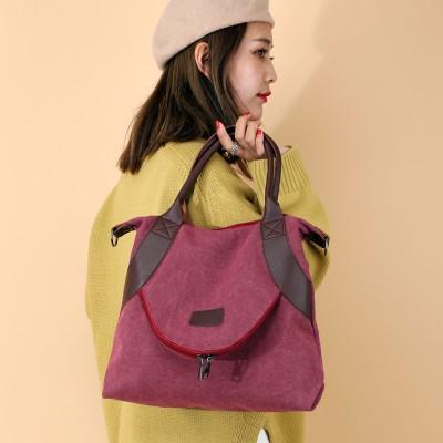 Women's Shopping Bag Large Ladies Canvas Shoulder Bags Tote Shopper Eco Reusable Bag Cotton Cloth Handbag for Women 2020 Beach