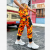 2020 Fashion New Women Loose Casual Pants Spring Summer High Waist Camouflage Military Loose Camo Long Pants Hip Hop Trousers 1