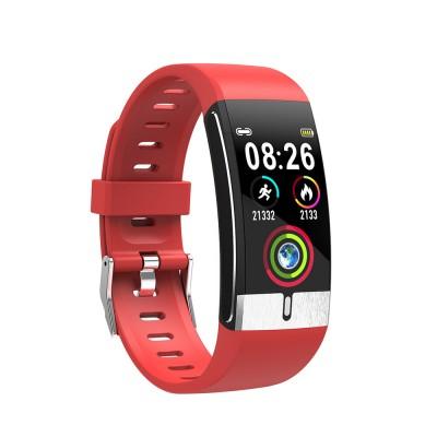 E66 Fashion Bluetooth Smart Watch Bracelet Multiple Sports Mode ECG Monitoring Smart Body Temperature Measurement Smart Health Monitoring