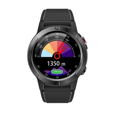 M4 Smart Watch GPS Positioning Outdoor Weather Altitude Compass Waterproof Sports Watch BT Fitness Tracker Support Notify/Heart Rate Monitor Sport Smartwatch